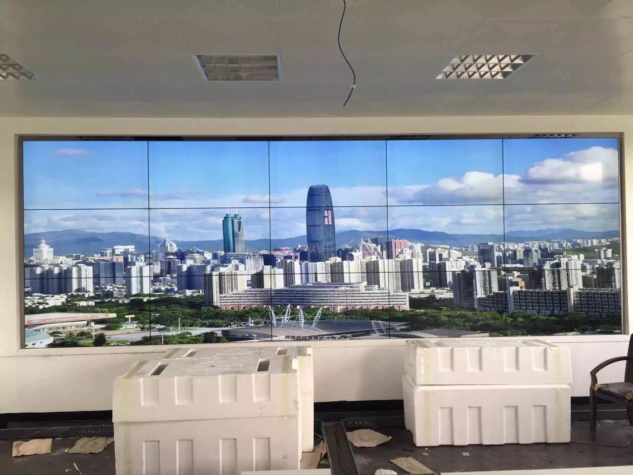 贵州遵义某部队监控中心3x6项目